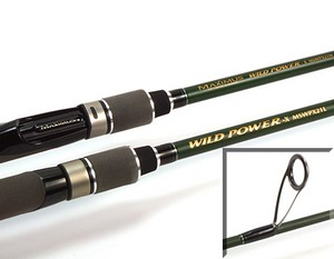 Спиннинг Maximus WILD POWER 24ML 2.4m 5-20g